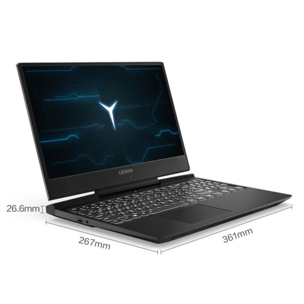 R7000 R5-4600H(6核) 16G 512G  GTX1650 4G 100%sRGB 全色域幻影黑