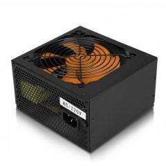游戏风暴 牧马人550加强版 电源(额定功率300W,12CM静音风扇,被动式PFC)