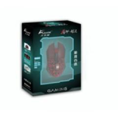 大白鲨 牧马人 USB接口 有线单鼠标