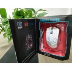 大白鲨 X8 USB接口 有线单鼠标
