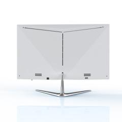 onebot L2216 21.5英寸商用办公一体机台式电脑(四核J3160 4G 128G 内置WiFi 3W喇叭 三年质保 无线键鼠)