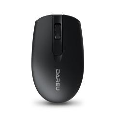 达尔优LK186G鼠标键盘无线套装办公打字电脑笔记本台式游戏usb