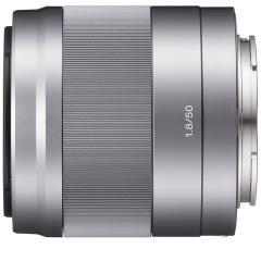 索尼(SONY)Alpha 6000 APS-C画幅微单数码相机 SELP1650+SEL50F18F 双镜头套装 白色(A6000L/α6000)