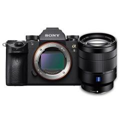 索尼(SONY)Alpha 9 全画幅微单数码相机 + FE 24-70mm F4 ZA 蔡司镜头套装(a9/α9/ILCE-9)