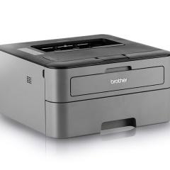 兄弟(brother)HL-2260D A4 黑白激光打印机 (双面打印)